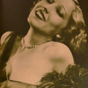Bessie Love Hollywood Actress 1929