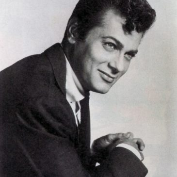 Tony Curtis Publicity Photo