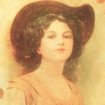 Victorian Woman graphic