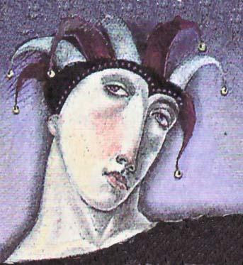 Portrait of a Jester