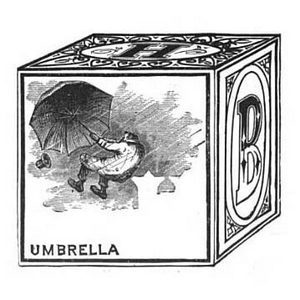 umbrella baby block